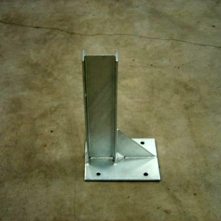 Armco Safety Barrier RSJ Type Leg