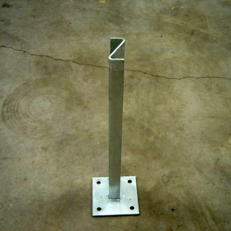 Armco Crash Barriers Z Type Leg