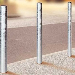 Static Steel Bollards
