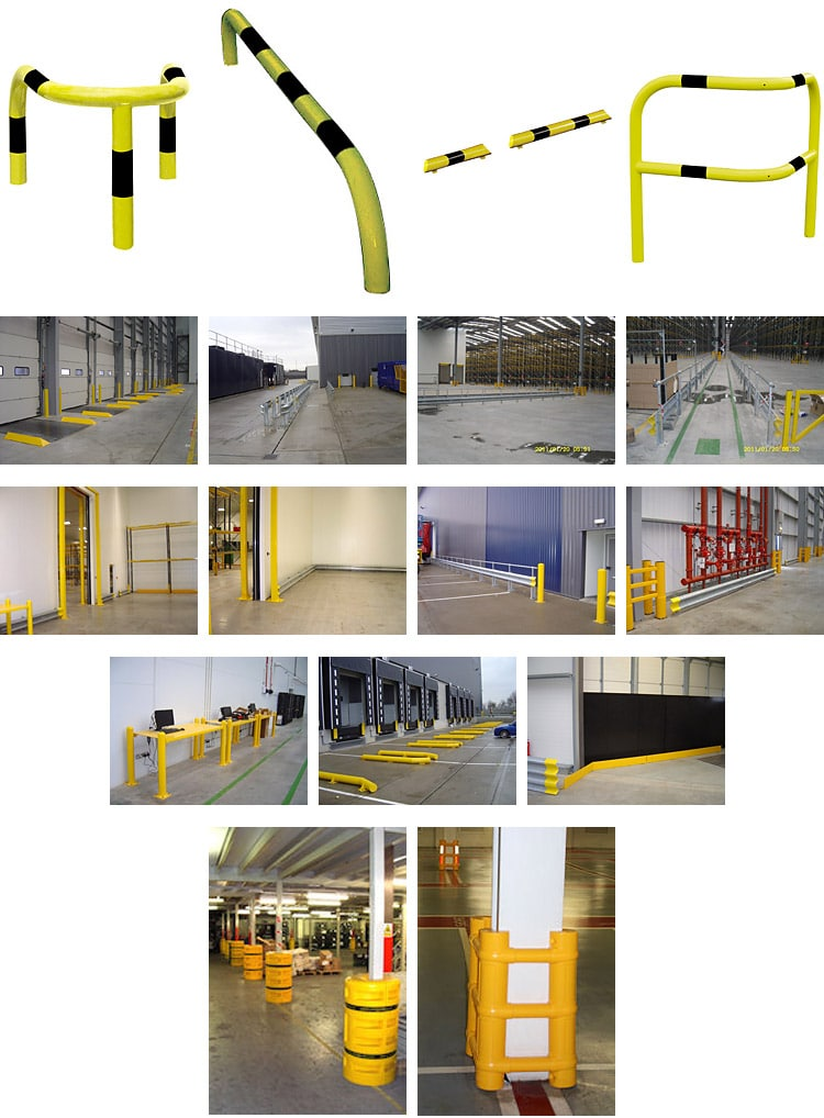 warehouse protection systems