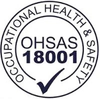 The OHS18001 logo