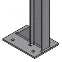 560mm Standard RSJ Post