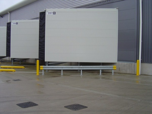 Single Height Armco Barrier