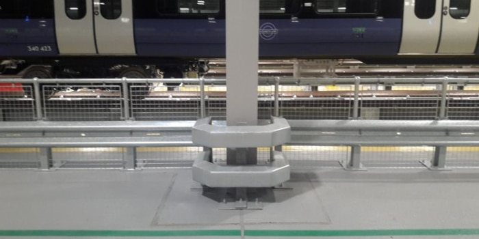 Armco Barrier in White City
