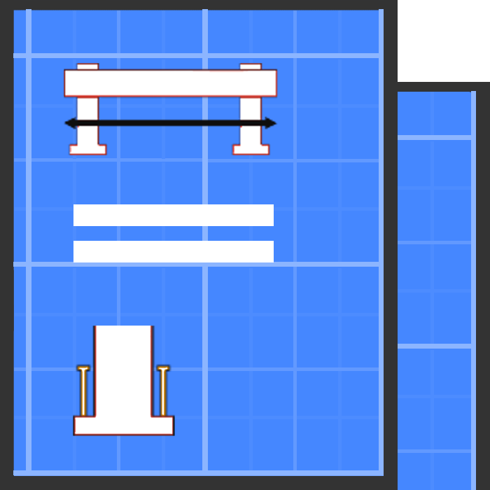 Armco Barrier Blueprint