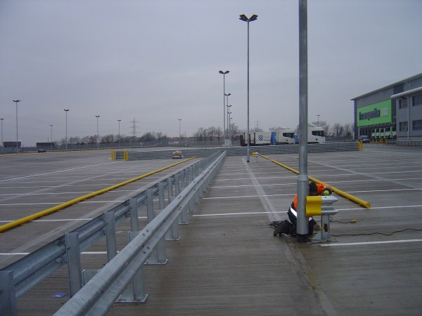 External Armco Barriers