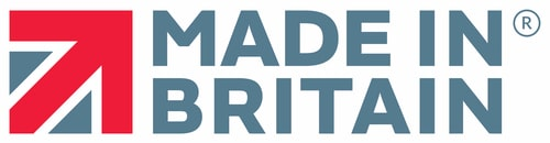 Made In Britain rectangle logo